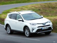 Toyota RAV4 (2016-2018)