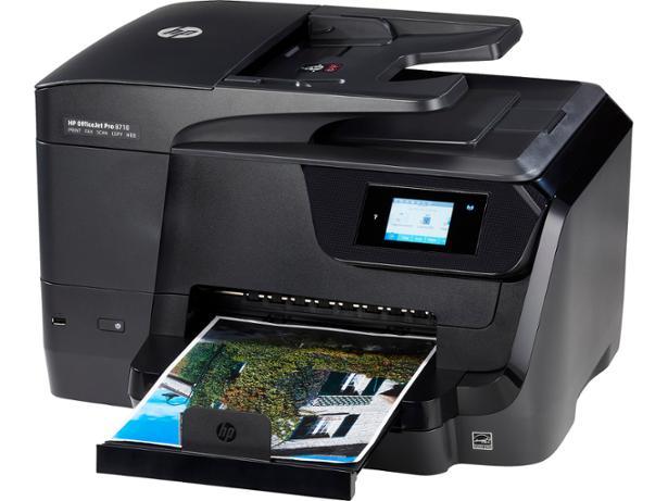 מדהים HP Officejet Pro 8710 printer review - Which? LR-37