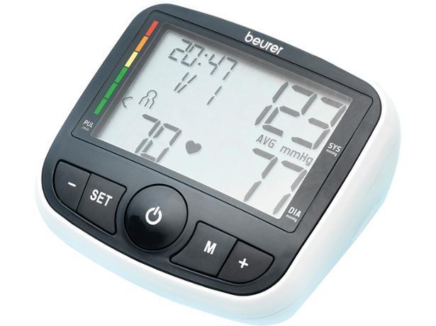 Beurer Blood Pressure Arm Monitor Bm40 Blood Pressure